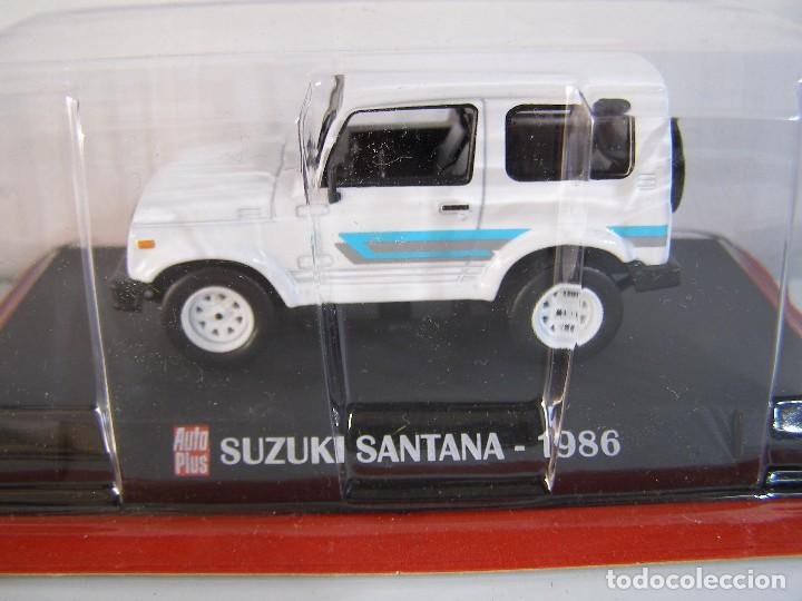 1/43 SUZUKI SANTANA DE 1986 , COLECCION FRANCESA AUTOPLUS, HACHETTE ALTAYA. (Juguetes - Coches a Escala 1:43 Otras Marcas)