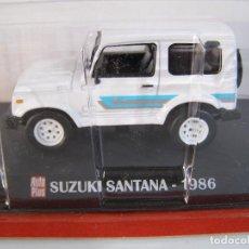 Coches a escala: 1/43 SUZUKI SANTANA DE 1986 , COLECCION FRANCESA AUTOPLUS, HACHETTE ALTAYA.. Lote 126114999