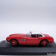 Coches a escala: BMW 507 CABRIO HARD TOP MINICHAMPS 1/43. Lote 71465607