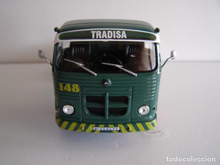 Coches a escala: CABEZA TRACTORA PEGASO TRADISA, 1/43, ALTAYA, SOLO PARA ABONADOS. - Foto 2 - 109062808