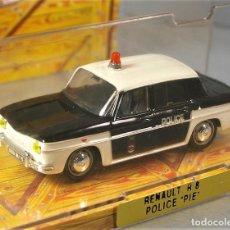 Coches a escala: RENAULT 8 R8 POLICE PIE POLICIA FRANCE- NOREV 1992 PARA RENAULT BOUTIQUE ESCALA 1/43 NUEVO EN CAJA. Lote 71967915