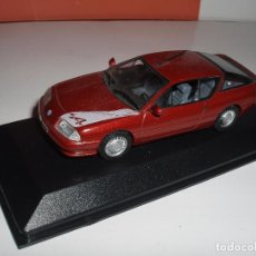 Coches a escala: RENAULT ALPINE V6 TURBO ESCALA 1 :43. Lote 75967358