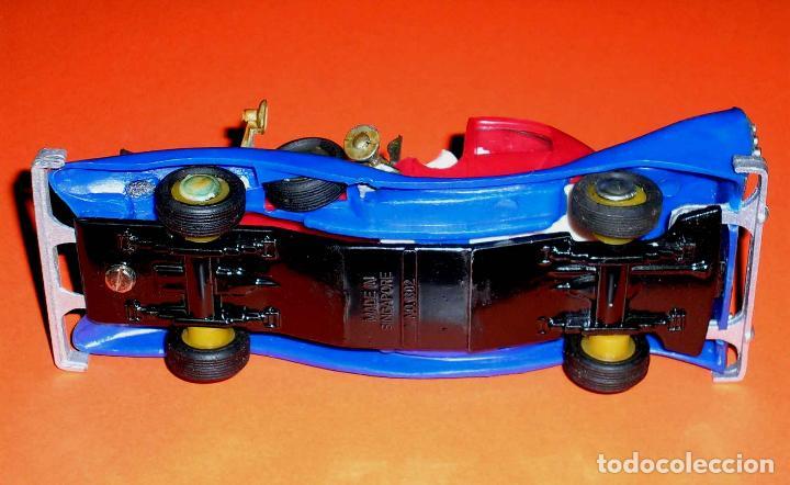 Coches a escala: Auto Tío Gilito Paperone Disney, Made in Singapour, Mandarín, Politoys Jye copy, original años 60-70 - Foto 4 - 72166338