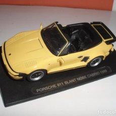 Model Cars - PORSCHE 911 CARRERA SLANT NOISE TARGA TURBO HIGH SPEED ESCALA 1 43 - 53355513