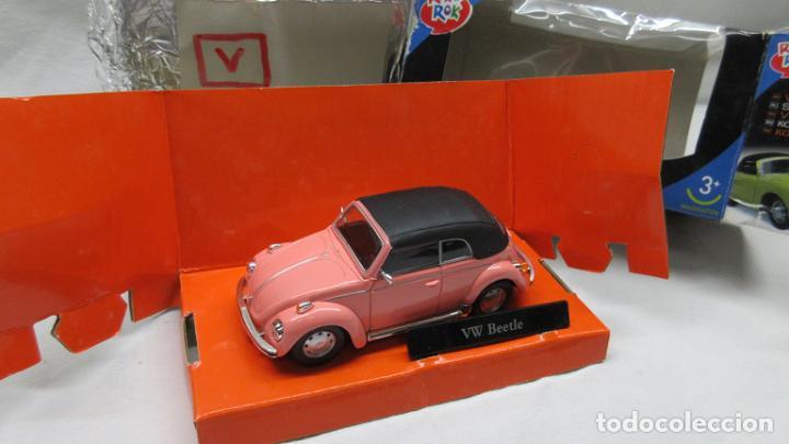 Volkswagen Beetle 1 43 De Rik Rok Vendido En Subasta 73052199