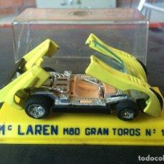 Coches a escala: MCLAREN M80 GRAN TOROS (Nº 122). Lote 73762067