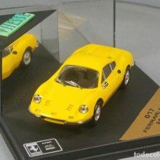 Coches a escala: VITESSE VINTAGE 1/43 - FERRARI DINO 246 GT 1968 - 1:43 - NUEVO EN CAJA. Lote 75270703