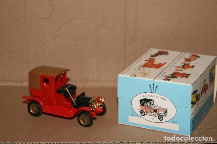 Coches a escala: Coleccion Guisval coches de Ayer - 9 coches - Como nuevos - Foto 4 - 75421127