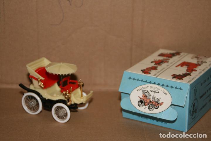 Coches a escala: Coleccion Guisval coches de Ayer - 9 coches - Como nuevos - Foto 8 - 75421127