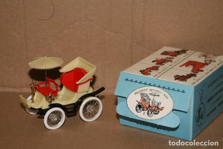 Coches a escala: Coleccion Guisval coches de Ayer - 9 coches - Como nuevos - Foto 9 - 75421127