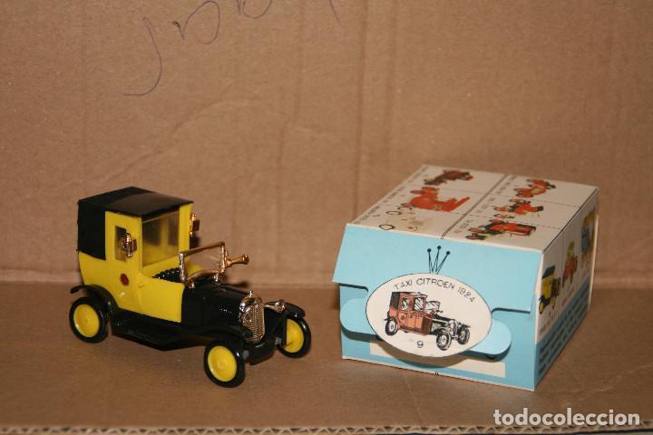 Coches a escala: Coleccion Guisval coches de Ayer - 9 coches - Como nuevos - Foto 10 - 75421127