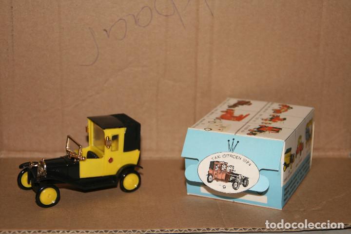 Coches a escala: Coleccion Guisval coches de Ayer - 9 coches - Como nuevos - Foto 11 - 75421127