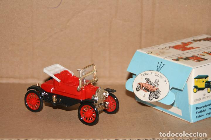 Coches a escala: Coleccion Guisval coches de Ayer - 9 coches - Como nuevos - Foto 12 - 75421127