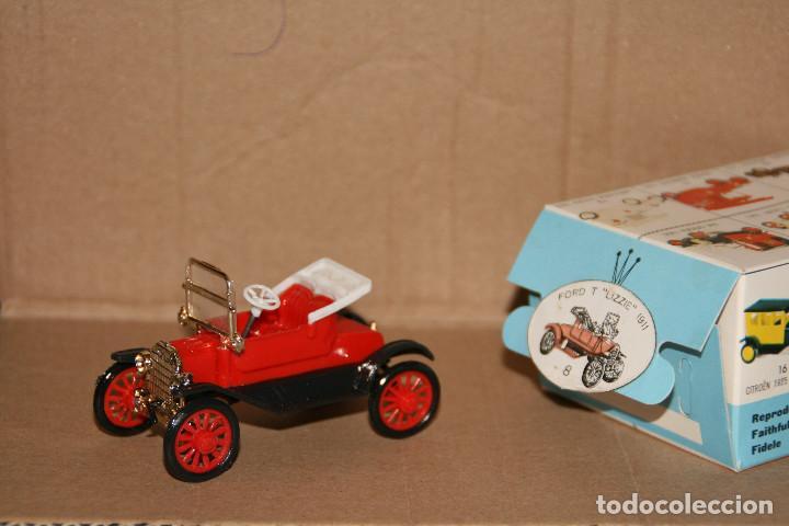 Coches a escala: Coleccion Guisval coches de Ayer - 9 coches - Como nuevos - Foto 13 - 75421127