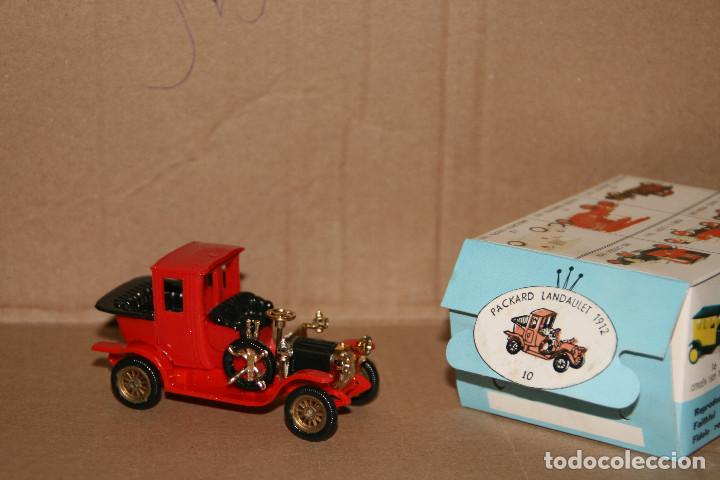 Coches a escala: Coleccion Guisval coches de Ayer - 9 coches - Como nuevos - Foto 14 - 75421127