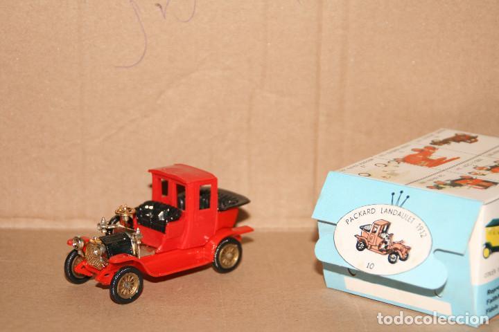 Coches a escala: Coleccion Guisval coches de Ayer - 9 coches - Como nuevos - Foto 15 - 75421127