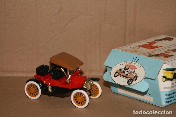 Coches a escala: Coleccion Guisval coches de Ayer - 9 coches - Como nuevos - Foto 16 - 75421127