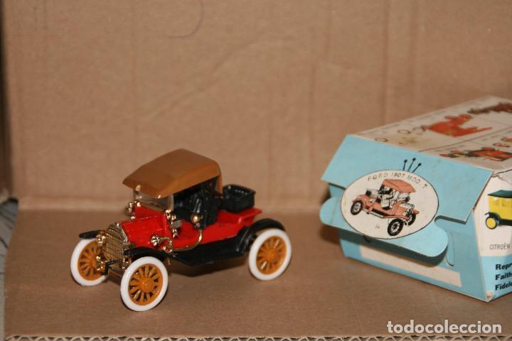 Coches a escala: Coleccion Guisval coches de Ayer - 9 coches - Como nuevos - Foto 17 - 75421127