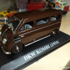 Coches a escala: FURGONETA DKW AUTO UNION DE 1954.ESC.1/43.. Lote 94055592