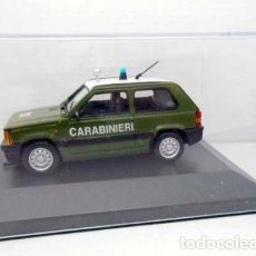 Voitures à l'échelle: 1/43 COCHE FIAT PANDA CARABINIERI 1:43 METAL MODEL CAR SEAT POLICIA POLICE. Lote 166848610