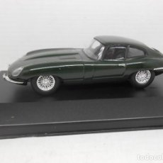 Coches a escala: COCHE JAGUAR TYPE E PLANETA AGOSTINI1/43 METAL MODEL CAR 1:43 MINIATURA MINIATURE. Lote 195143967