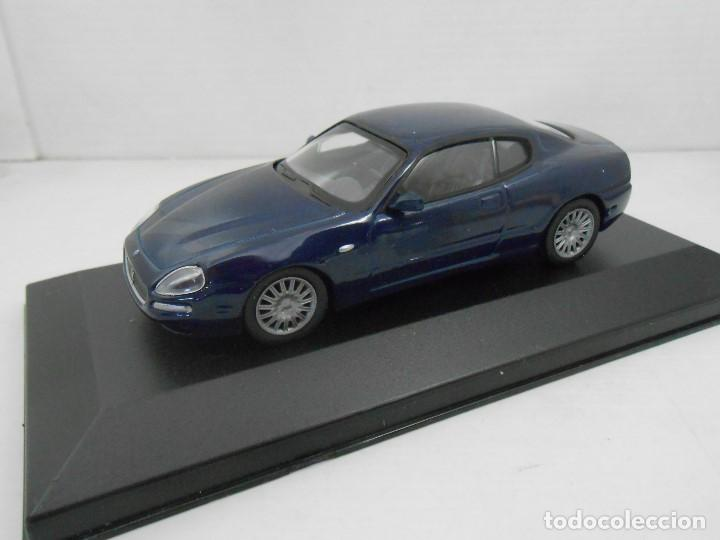 Maserati Kyalami 1976 1:43 coche Leo Models Diecast