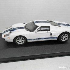 Coches a escala: COCHE FORD GT40 GT 40 ALTAYA AGOSTINI 1/43 METAL MODEL CAR 1:43 MINIATURA MINIATURE. Lote 128288326