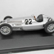Coches a escala: COCHE MERCEDES BENZ W154 ALTAYA AGOSTINI 1/43 METAL MODEL CAR 1:43 MINIATURA MINIATURE. Lote 186363416