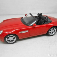Coches a escala: COCHE BMW Z8 1/43 METAL MODEL CAR 1:43 MINIATURA MINIATURE. Lote 195448437