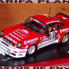 Coches a escala: PORSCHE 911 CARRERA RS RALLYE DE MONTECARLO 1979 ESCALA 1:43 DE ALTAYA EN SU CAJA. Lote 77348821