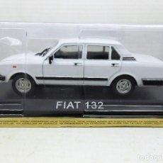 Coches a escala: 1/43 COCHE FIAT 132 METAL MODEL CAR 1/43 1:43 SEAT MINIATURE MINIATURA. Lote 82325230