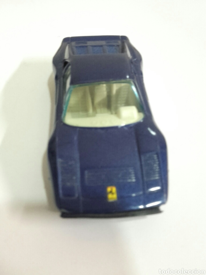 Coches a escala: COCHE MINIATURA BURAGO FERRARI GTO 1/43 - Foto 3 - 78055578