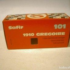 Coches a escala: CAJA VACIA DE GREGOIRE 1910 DE LA CASA FRANCESA SAFIR. Lote 78330585