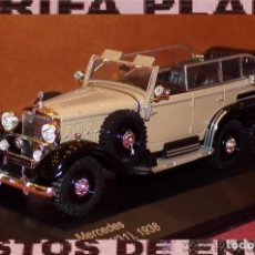 Coches a escala: MERCEDES BENZ G4 1938 ESCALA 1:43 DE WHITE BOX EN CAJA. Lote 82207420
