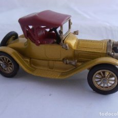 Coches a escala: COCHE CADILLAC 1913 MATCHBOX MODELS OF YESTERYEAR 1/43 AÑOS 70 MADE IN ENGLAND BY LESNEY. Lote 82627208