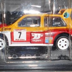 Coches a escala - MG METRO 6R4 ALTAYA RALLY 1/43 - 82703656