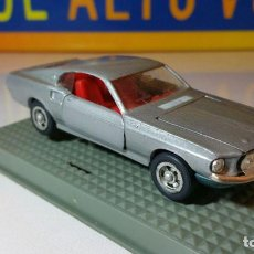Coches a escala: NACORAL-INTERCARS FORD MUSTANG REF. 102 ESCALA 1/43. Lote 82811960