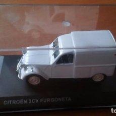 Coches a escala - Altaya citroen 2cv furgoneta - 112444923