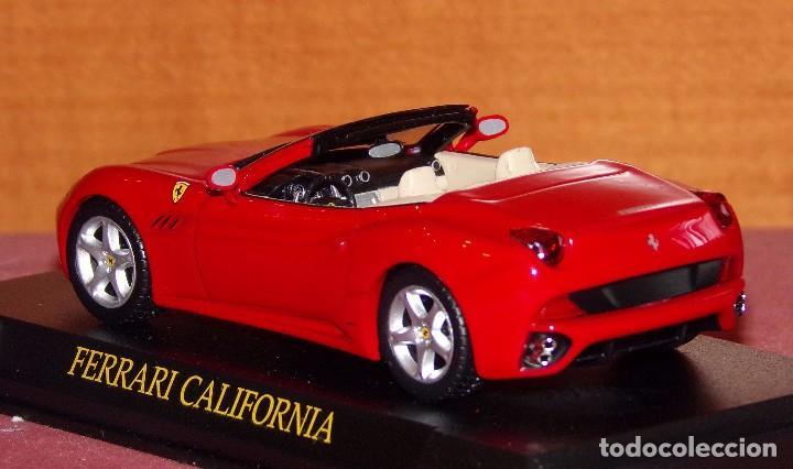 Coches a escala: FERRARI CALIFORNIA ESCALA 1:43 EN CAJA - Foto 3 - 84598104