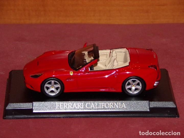 Coches a escala: FERRARI CALIFORNIA ESCALA 1:43 EN CAJA - Foto 5 - 84598104