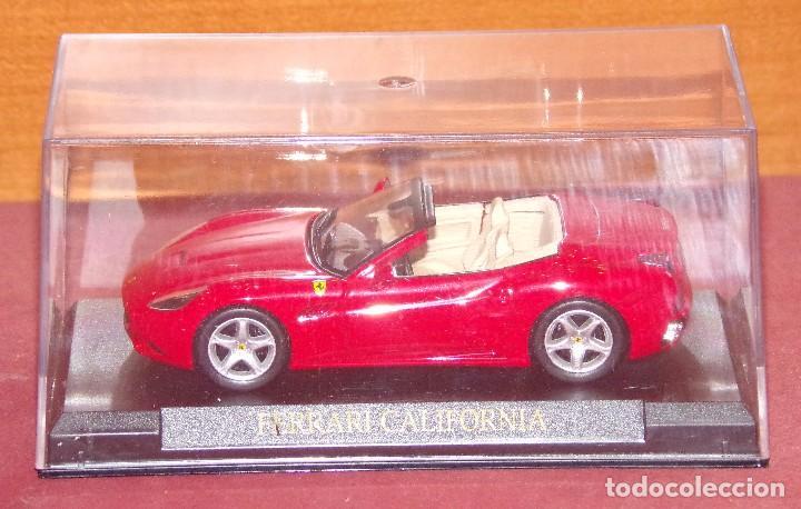 Coches a escala: FERRARI CALIFORNIA ESCALA 1:43 EN CAJA - Foto 6 - 84598104