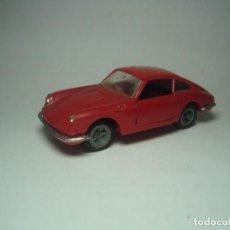 Coches a escala: PORSCHE 911 912 DE NACORAL CHIQUICARS CHIQUI CARS 1,43. Lote 85170192