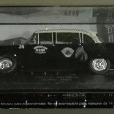 Coches a escala: COCHE A ESCALA 1:43. CHECKER MARATHON. DALLAS 1963. COCHE HACE 11 CM .NUEVO, EN CAJA CON PRECINTO!!!. Lote 86156884
