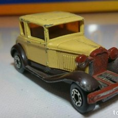 Coches a escala: FORD MODEL A MATCHBOX LESNEY PRODUCTS 1979. Lote 87067172