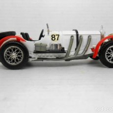 Coches a escala: 1383 SOLIDO COCHE MERCEDES BENZ SSKL 300 CV MODEL CAR 1/43 MILLE MIGLIA FRANCE . Lote 87237472