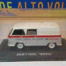 Model Cars - Vehículo comercial - Furgonetas de Antaño. - DKW F1000L IBERIA - Escala 1: 43 - 87445520