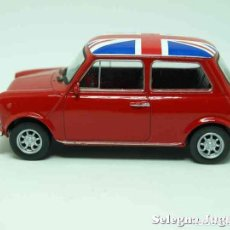 Coches a escala: MINI COOPER 1300 ESCALA 1/43 WELLY. Lote 89031699