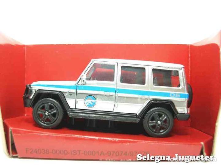 Jada World 143 Scale G Benz Mercedes Class Jurassic I9HWDE2Y