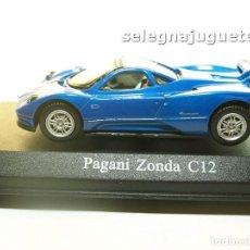 Coches a escala: PAGANI ZONDA C12 ESCALA 1/43 MOTOR CITY. Lote 89031887