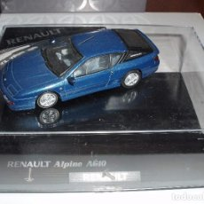 Coches a escala: RENAULT ALPINE A610 TURBO ESCALA 1 43. Lote 89096772
